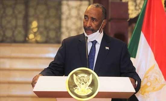 """السودان.. البرهان يتعهد بـ""""قرارات حاسمة"""" لتعزيز الأمن غرب دارفور"""