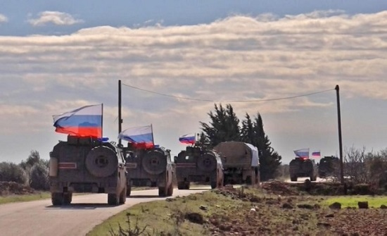 سوريا.. جرحى من القوات الروسية جراء انفجار آلية مفخخة في تل السمن