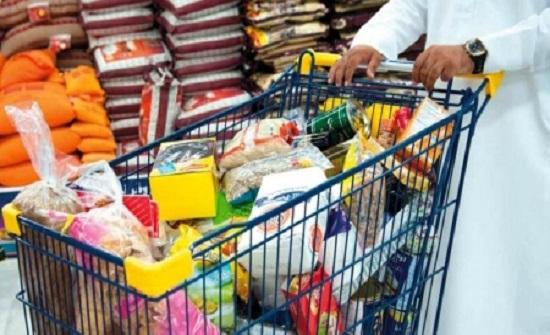 مخالفة 9 محلات تجارية في الزرقاء