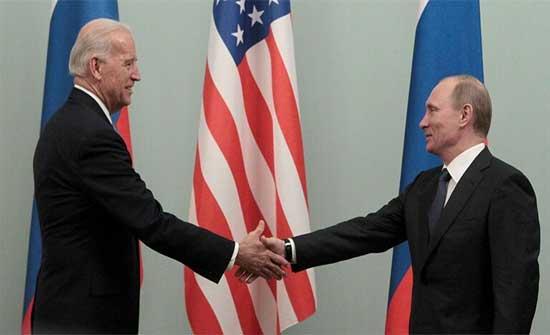 الكرملين: عقد قمة بوتين-بايدن مهم لإخراج العلاقات الروسية الأمريكية من وضعها المؤسف
