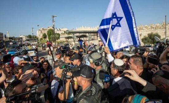 العربية المشتركة تحمل الاحتلال أي تطور خطير عقب مسيرة الأعلام بالقدس