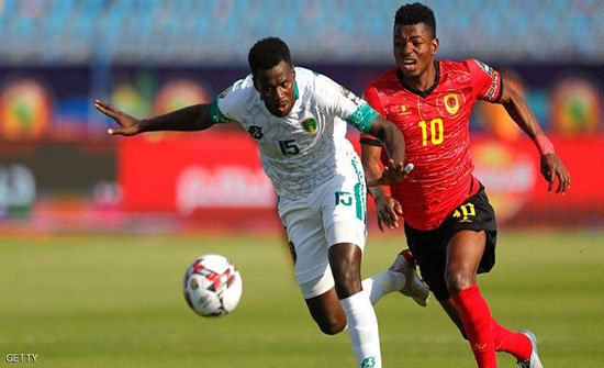 نقطة تاريخية لموريتانيا في كأس أمم أفريقيا