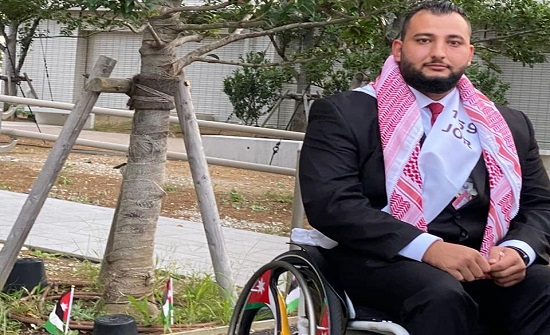 أحمد هندي يمنح الأردن ميدالية ذهبية رابعة في طوكيو 2020