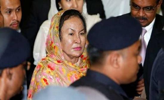 محاكمة سيدة ماليزيا الأولى السابقة بتهم فساد