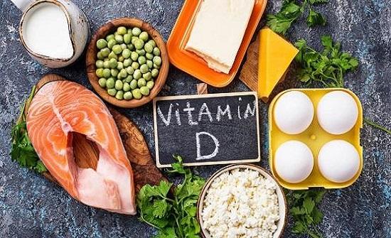 5 أطعمة غنية بفيتامين د