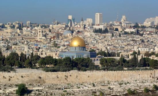 الخارجية تحتج على استمرار اسرائيل بتنفيذ اعمال في الأقصى