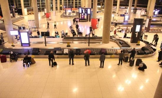 القوات المسلحة: وصول 4 رحلات على متنها 726 مسافرا لغاية الان