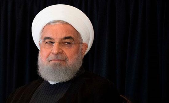 روحاني يشكر أمريكا: بفضلها سيعود مفاعل إيراني للعمل