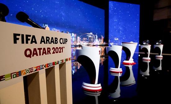 قطر: بيع تذاكر بطولة كأس العرب 2021 اعتبارا من اليوم