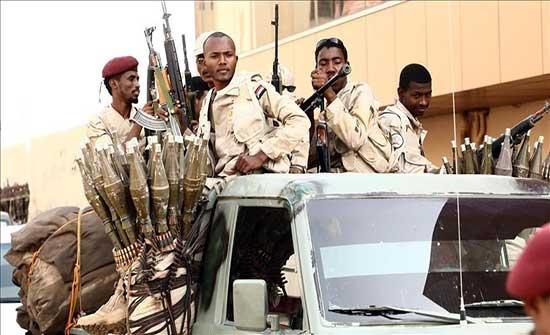 """النيابة السودانية: المحاولة الانقلابية """"عمل إجرامي"""""""