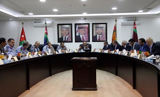 وزير الداخلية : سيتم التعامل مع شغب الملاعب بمنتهى الحزم