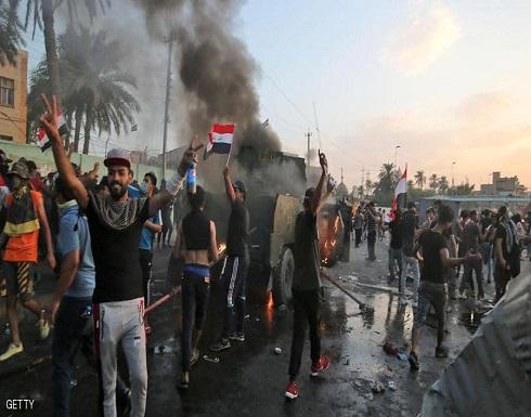 مظاهرات العراق.. السيستاني يحذر القادة والصدر يتحرك برلمانيا