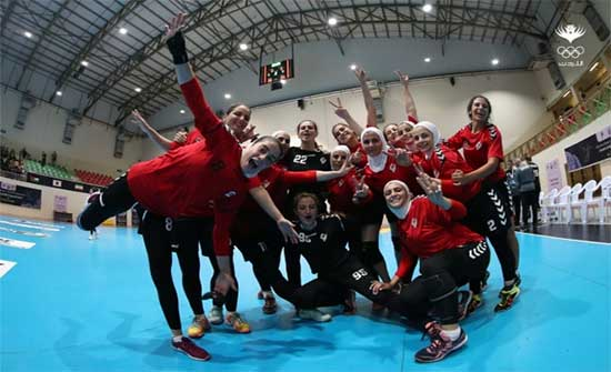 يد السيدات يُحقق انتصاره الثالث في البطولة الآسيوية