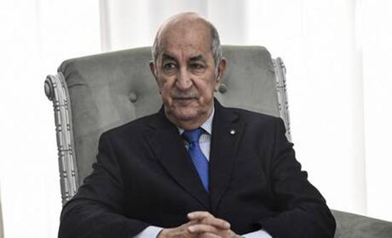 الرئاسة الجزائرية تكشف آخر تطورات تبون الصحية