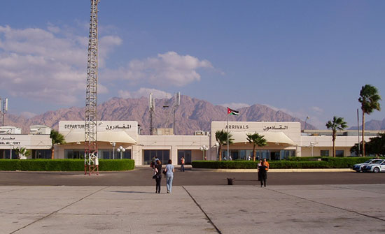 فتح مطار العقبة الدولي للرحلات الجوية الداخلية اليوم