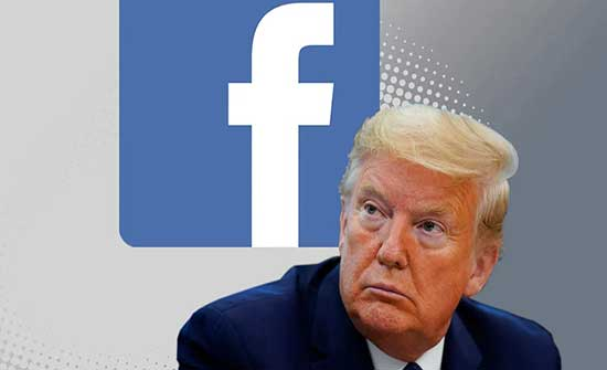 """""""أكسيوس: ترمب سيقاضي مؤسسي """"فيسبوك"""" و""""تويتر"""