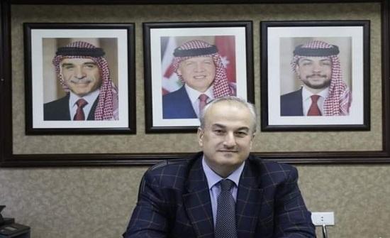 عصام الخرابشة يهنئ بلقر بمناسبة تعيينه مديرا للتلفزيون