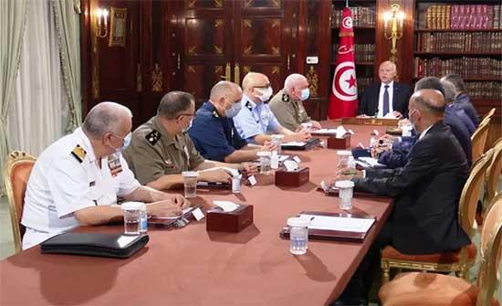 اتحاد علماء المسلمين: الانقلاب على إرادة التونسيين حرام شرعا