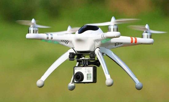 العضايلة: مراقبة سير حظر التجول باستخدام طائرات الدرونز وكاميرات المراقبة
