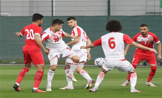 لاعبو المنتخب الوطني يلتحقون بأنديتهم بعد اتمام جولتهم الخليجية