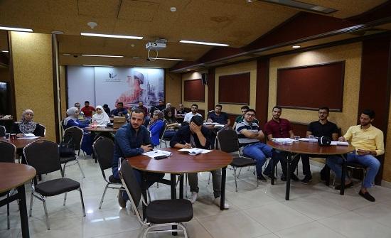المهندسون الشباب يعقدون دورة حول الاشراف الهندسي