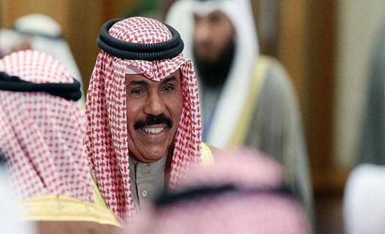 نواف الأحمد يؤدي اليمين الدستورية أميرا للكويت الأربعاء