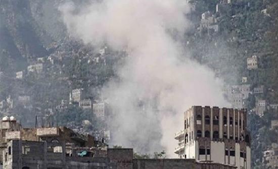 ميليشيا الحوثي تقصف مستشفى في تعز.. وإصابات بين المرضى