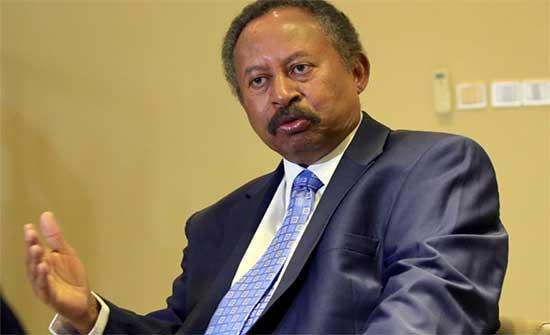 حمدوك يعلن أن السودان يواجه أزمة مخيفة ويطلق مبادرة للخروج منها