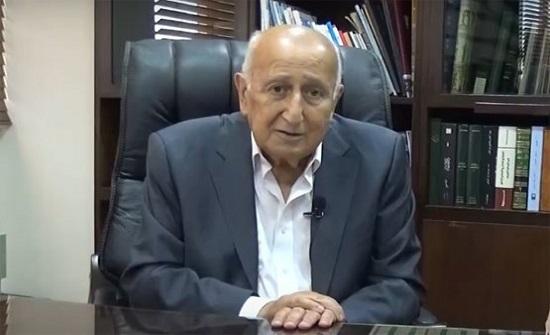 الرزاز ينعى وزير الصناعة والتجارة الأسبق محمد عصفور