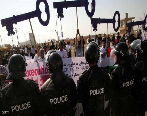"""قبيل تنصيب """"رئيسي"""": جبهة كرمنشاه تتضامن مع """"انتفاضة الأهواز"""""""