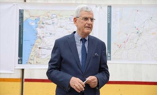 بوزكير: نتخذ أولى الخطوات لتحقيق العدالة لضحايا الانتهاكات بسوريا