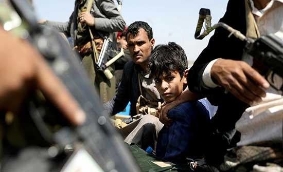 الإفراج عن 22 من الاسرى الحوثيين في صفقة تبادل مع قوات الحكومة اليمنية