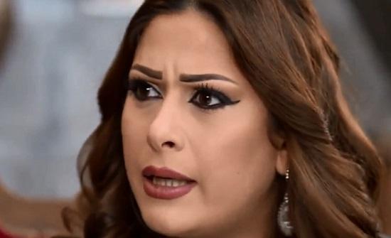 طلاق نجمة باب الحارة من زوجها الفنان حسام جنيد