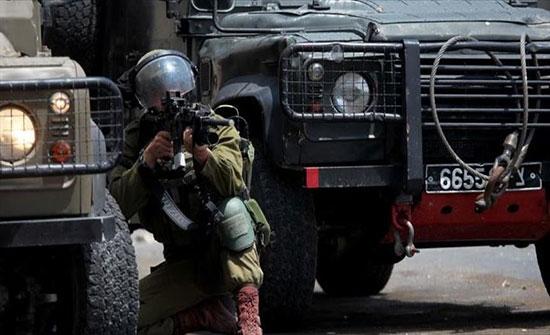 إصابة طفلين فلسطينيين برصاص الجيش الإسرائيلي في القدس