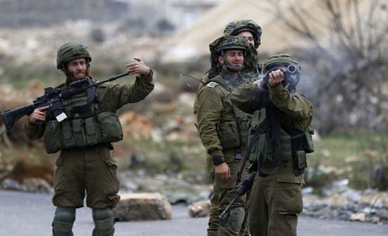 إصابة 4 فلسطينيين واعتقال آخرين خلال مواجهات شمال الضفة