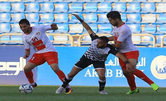 شباب الأردن ومعان يختتمان الجولة 17 من الدوري بالتعادل