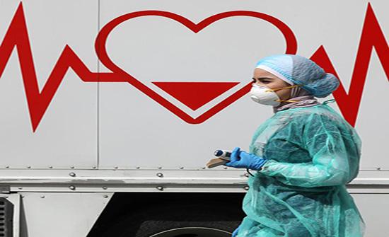 تسجيل 4550 اصابة بفيروس كورونا