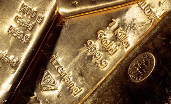 ارتفاع أسعار الذهب لأعلى مستوى في شهرين