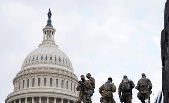 امريكا : إنذار في مبنى الكابيتول بسبب تهديد أمني خارجي .. بالفيديو