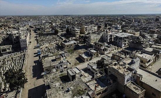 """المعارضة السورية المعتدلة تستعيد """"سراقب"""" من النظام"""