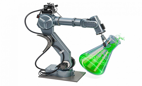 «الذكاء الاصطناعي».. يقتحم عالم صناعة الأدوية في العالم