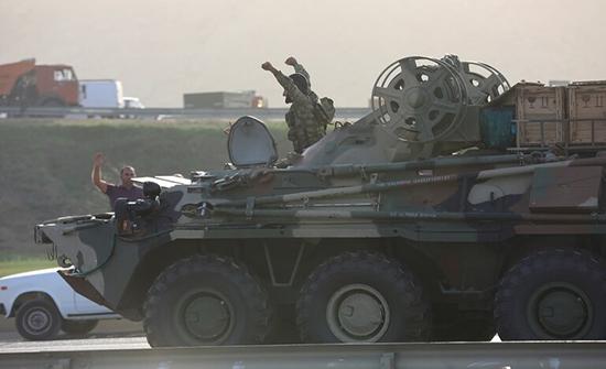 """واشنطن تدين التصعيد بين أرمينيا وأذربيجان وتدعو لوقف """"فوري"""" للأعمال العدائية"""