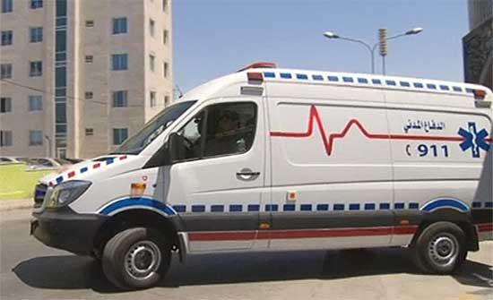 وفاة طفل بحادث دهس في اربد وفرار السائق