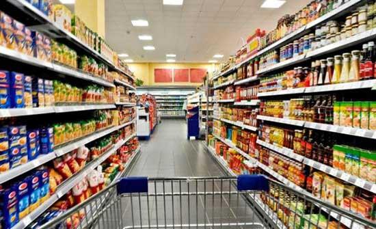 تجارة الأردن : قطاع المواد الغذائية بدأ يستعيد عافيته