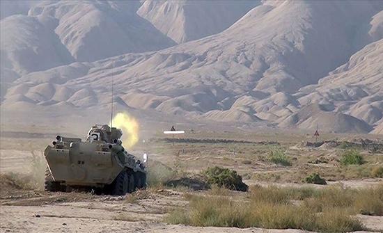 """أذربيجان.. الجيش يحرر قمة """"موروفداغ"""" من الجيش الأرميني"""