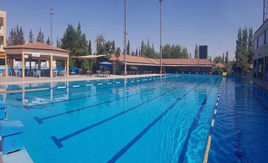 مدينة الامير محمد للشباب تفتتح مسبحها خلال ايام