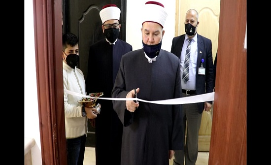 مفتي المملكة يفتتح 3 مكاتب جديدة للإفتاء
