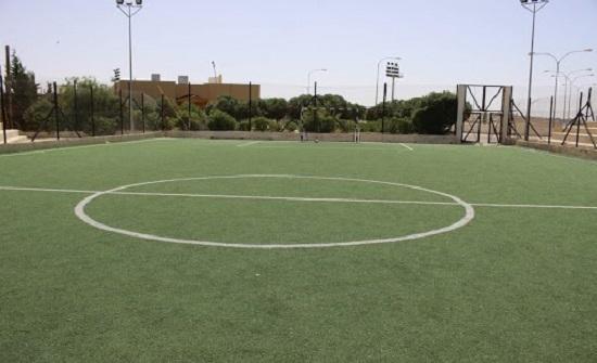 مأدبا: مدينة الأمير هاشم الرياضية تحتضن النشاطات الرياضية والترفيهية