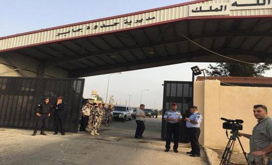"""491 سوريا عادوا الى بلادهم عبر """"نصيب"""" خلال الـ 24 ساعة"""