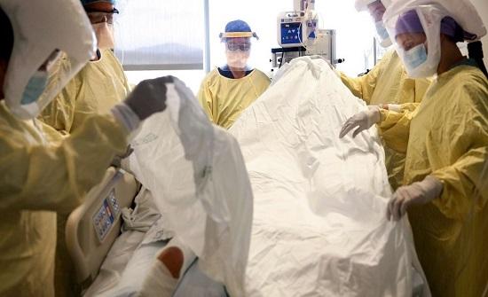 إصابات كورونا في أميركا تتجاوز حاجز 20 مليونا